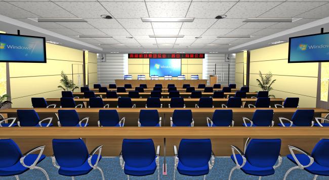 多媒体会议室方案