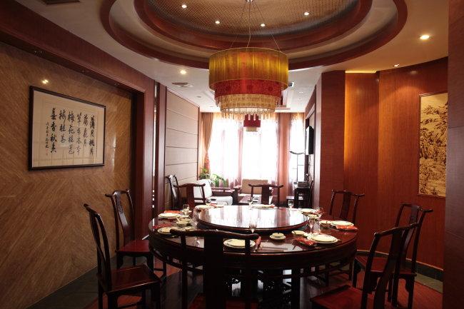 餐厅室内场景