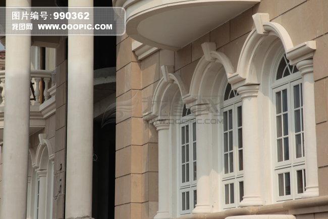 西式建筑图片