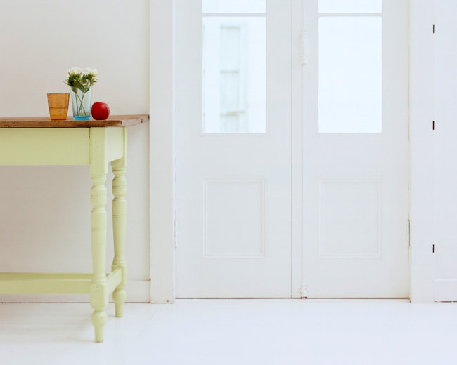 装修 壁纸 门窗/[版权图片]室内摆设
