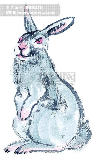 中国风彩绘图片素材(图片编号:999475)_动物插画图片