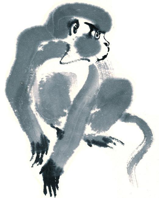 中国风水墨画 bbu010014东方艺术 东亚艺术 国画 中国画 水墨画 传统