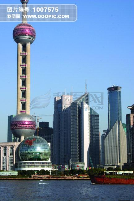 上海城市儿童画_文体