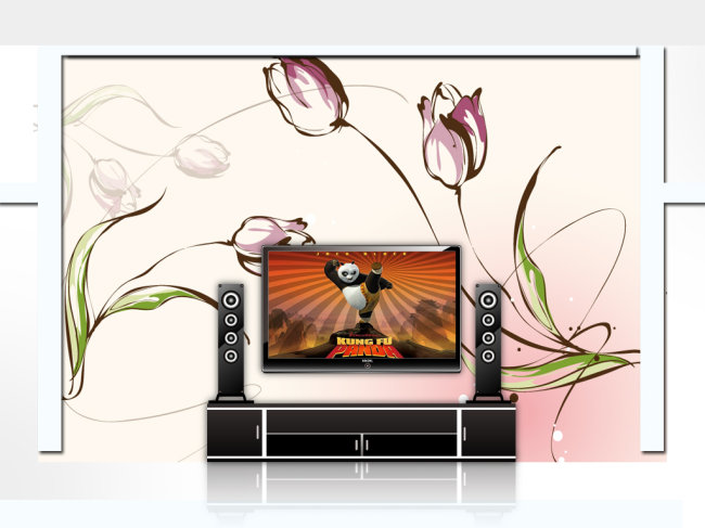 彩绘电视墙图片大全-彩绘电视墙图片大全,彩绘电视墙图片大全,彩绘