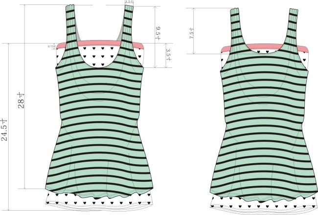 女装上衣模板下载(图片编号:1020135)