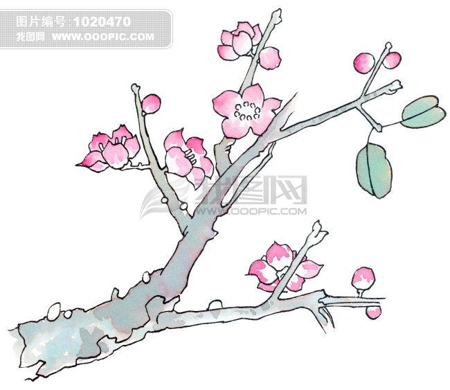 梅花图片素材(图片编号:1020470)