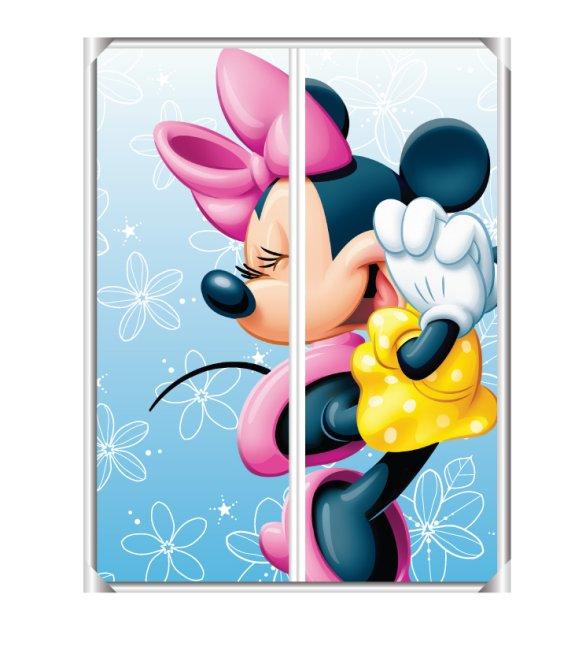 卡通移门图案图片下载 移门图案 卡通 儿童专用 迪士尼 米妮 minnie