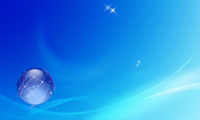 【psd】蓝色炫光科技海报背景psd分层模板下载