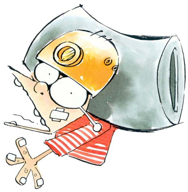 工商步调插画 绘画 艺术画 水墨画 卡通 动漫 漫画 人物 创可贴 安全