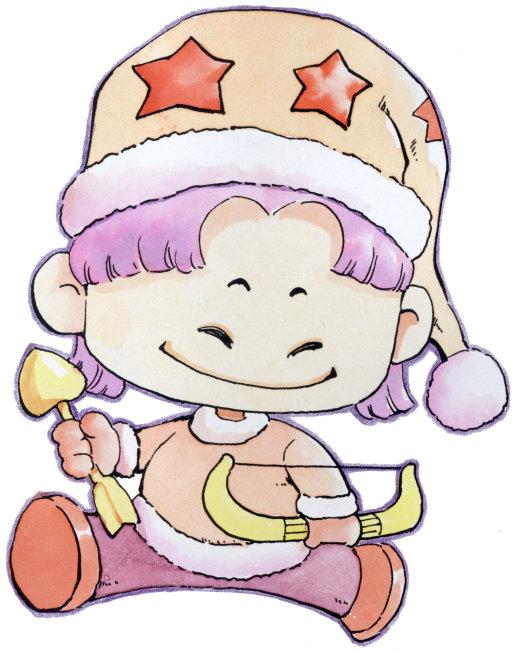 可爱小女孩 射手座 星座插画模板下载图片编号
