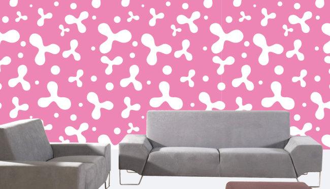 壁纸 墙纸 粉色