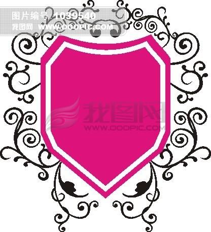 ppt 背景 背景图片 边框 模板 设计 相框 416_457