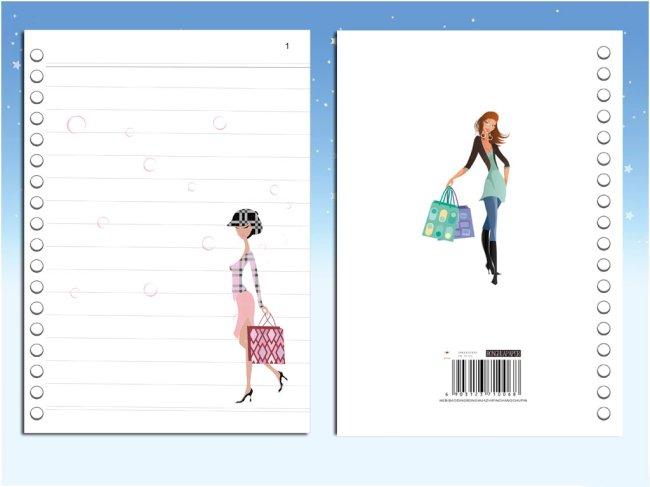 笔记本封面 笔记本设计