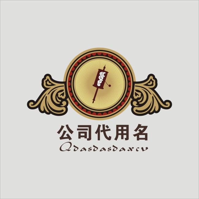 茶艺 餐饮 藏式 logo图片