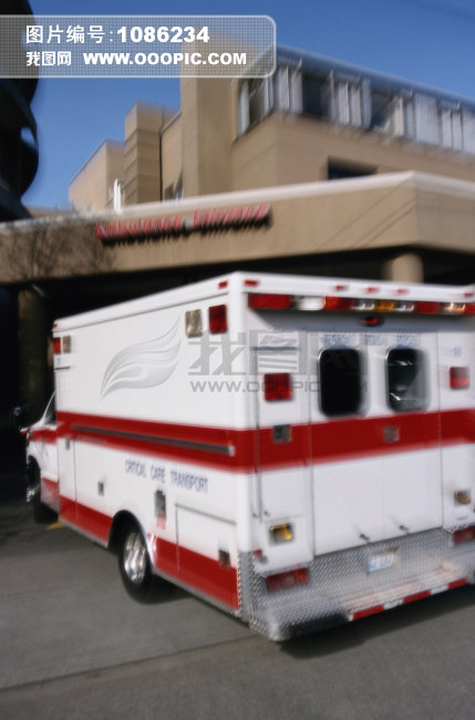 医疗 医药 医院 医院救护车