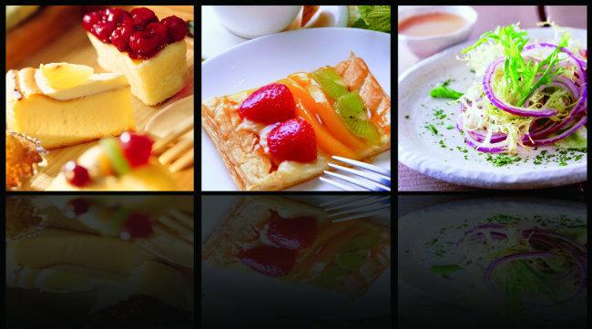 美食 世界/[版权图片]健康美食无框画 饮食图片 美食世界