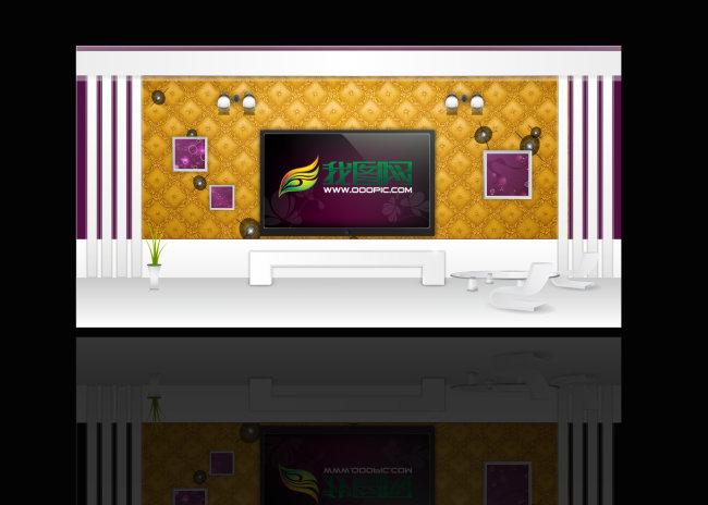 背景 背景墙/[版权图片]背景墙纸电视背景墙