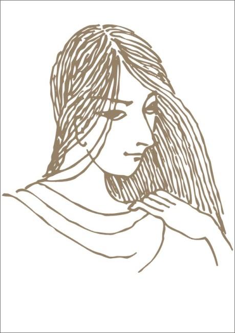 相关图片:  扎长发小女孩简笔画 简笔画人物少女 可爱长发萌公主简笔
