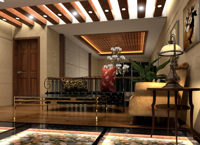 欧式风格室内设计图片