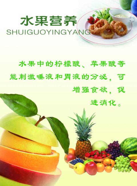 水果营养菜谱菜单模板下载 1122333 菜单 菜谱设计 招商 房地产画册