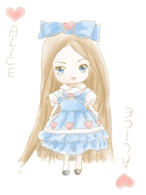 爱丽丝扑克