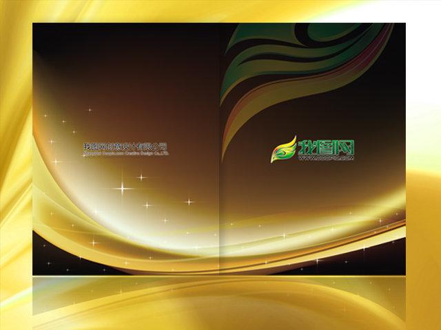 企业画册版式设计