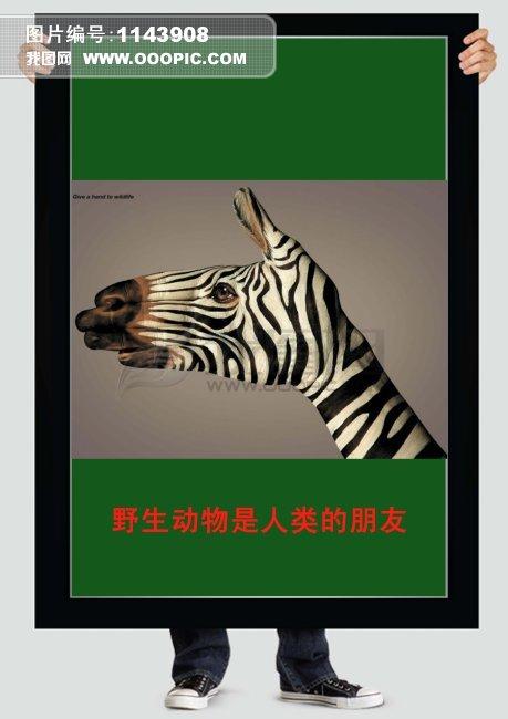 野生动物保护宣传资料