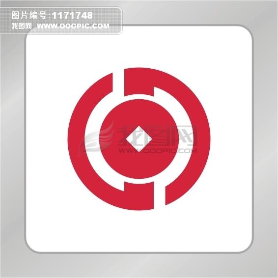 ...载 铜币环形logo设计图片下载 铜币logo 环形logo 标志设计