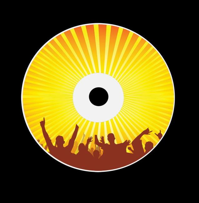 光盘封面 音乐光盘设计