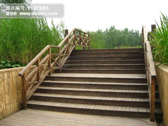 木质楼梯栏杆扶手
