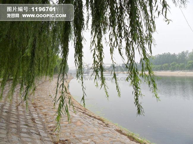 小河的简笔画图片_图片素材库