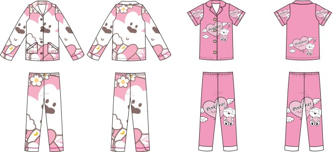 睡衣设计图片欣赏展示图片