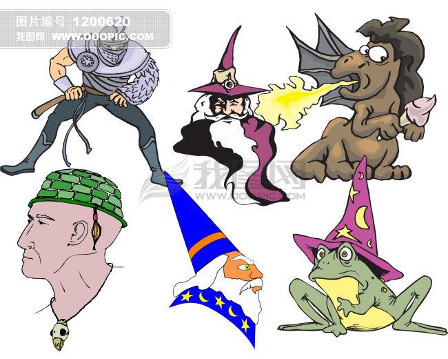 漫画人物图片下载 动漫