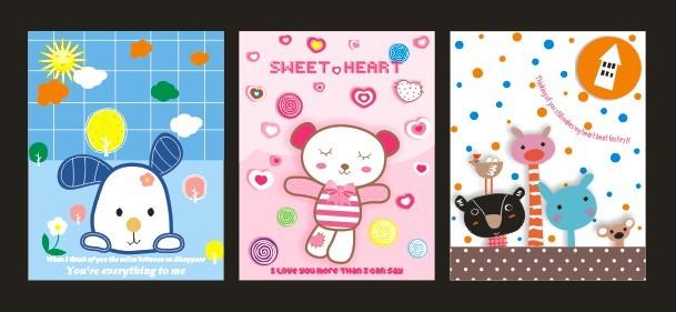 卡通封面模板下载 卡通封面图片下载