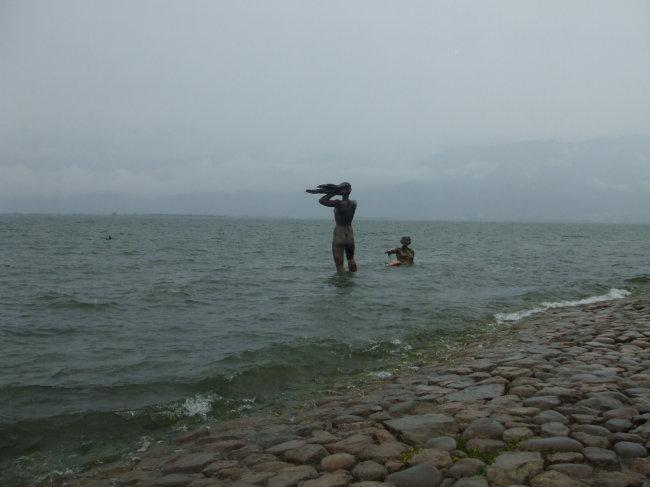 云南大理洱海风景图片欣赏