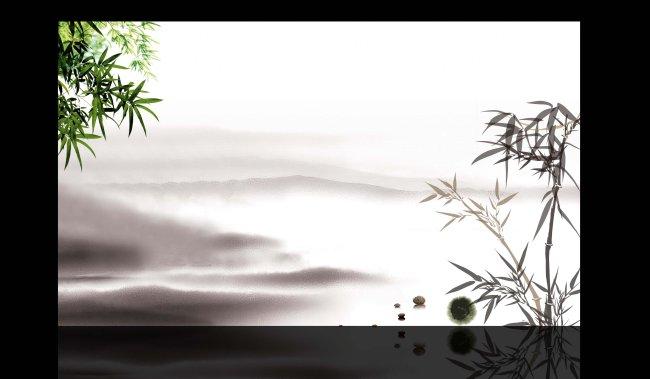 高清大气中国风背景模板下载(图片编号:1245278)_海报
