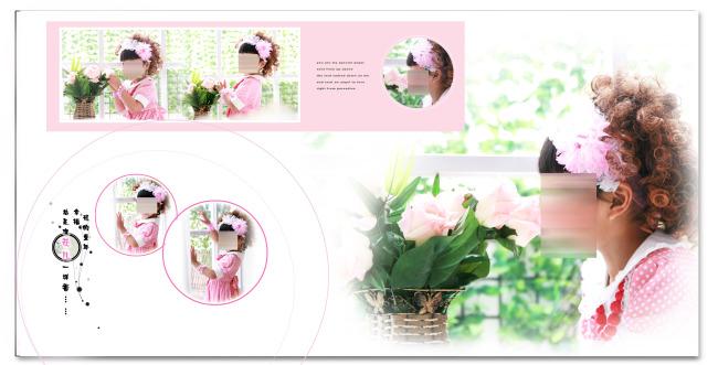 宝宝写真模板下载(图片编号:1276083)_婚纱照|儿童__.