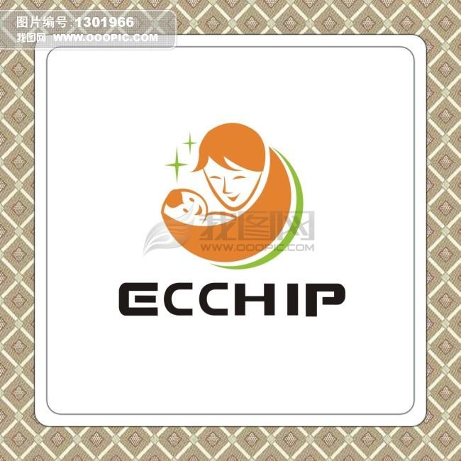 母婴标识_母婴标志设计【标志123LOGO设计案例欣赏