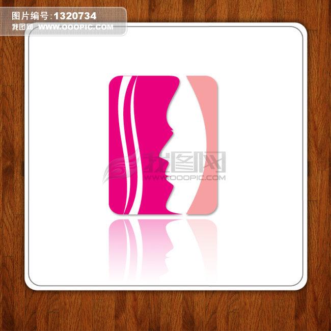 logo矢量 logo矢量图 美容美发logo 美容logo 美发logo 美容标志 商标图片