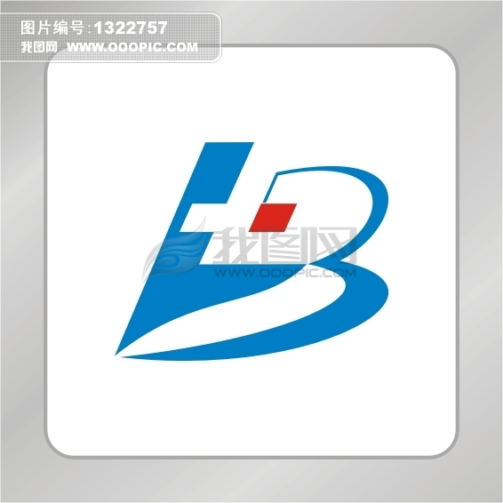 L标志设计 B字母标志模板下载 1322757 其他行业logo