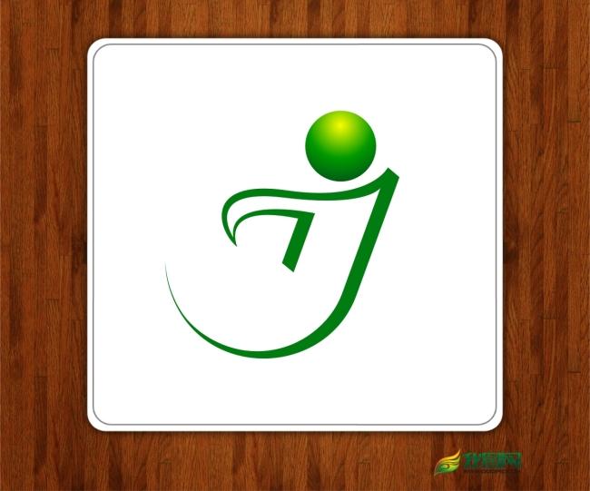 j字母logo設計欣賞