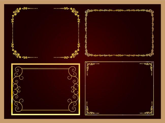 欧式边框素材模板下载(图片编号:1337079)