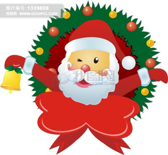 design 圣诞老人蓝精灵矢量素材图片  蓝精灵图片 可爱蓝精灵卡通高清