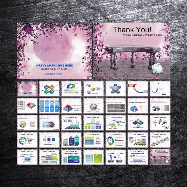 艺术ppt 企业规划 水晶图表 幻灯片 工作汇报 毕业答辩 学生作业 公司