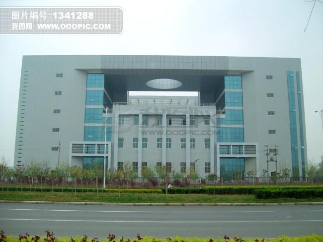 现代教学大楼