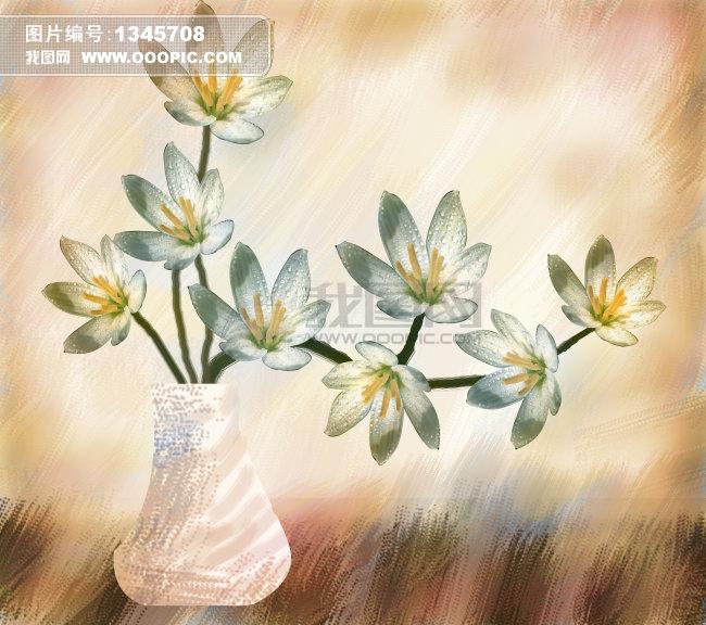 彩铅画水滴步骤图片