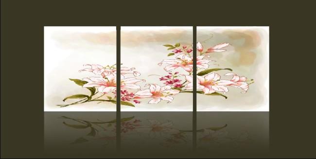 室内手绘画框图