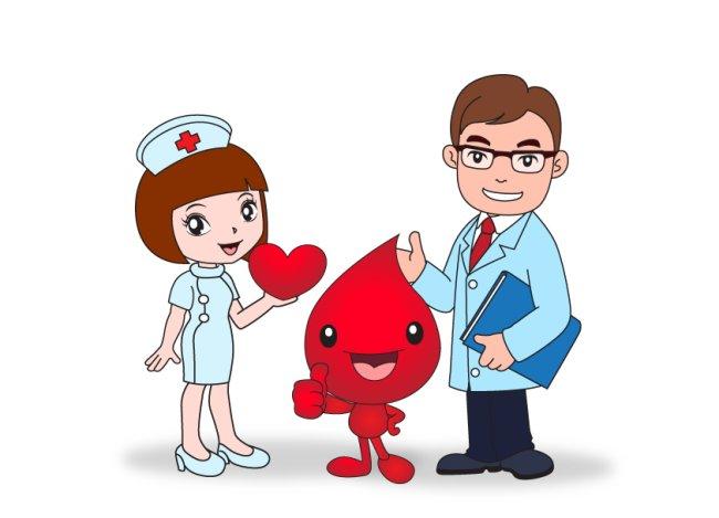 医疗卡通人物素材