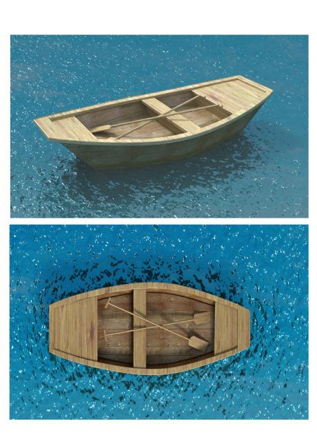 木船模型模板下载 木船模型图片下载木船模型