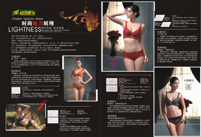 杂志内页模板下载(图片编号:1375155)_其它画册设计